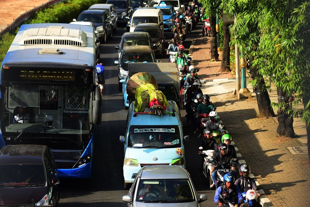 Kota-Kota yang (Berencana) Melarang Sepeda Motor