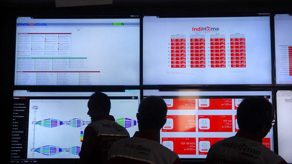 Saham Telkom, Dibuang Investor Asing Ditampung Lokal