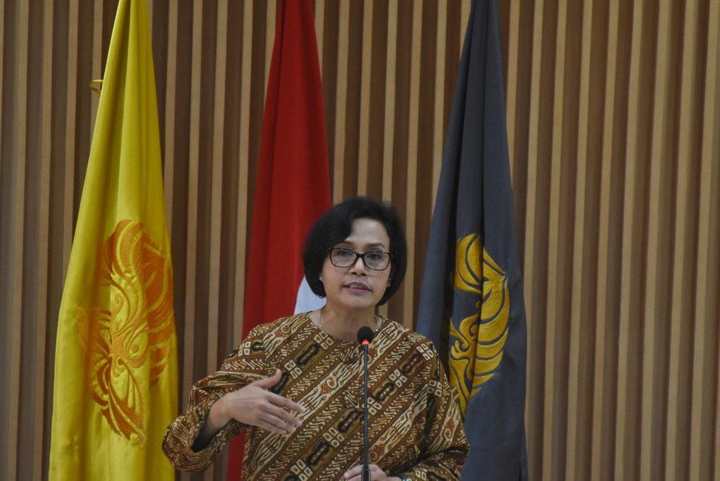 Salah Data Sri Mulyani Saat Mengkritik APBD DKI