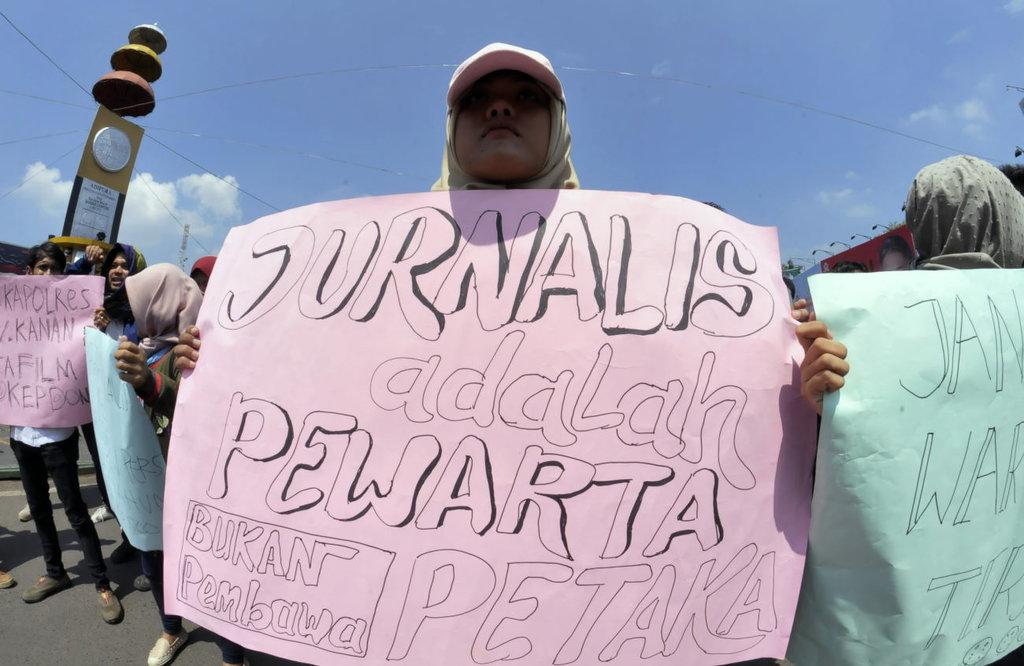 AJI Menilai Kekerasan Jurnalis Terjadi Karena Ada Pembiaran