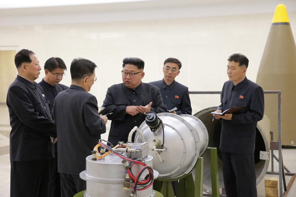 Korea Utara Ancam Tenggelamkan Jepang dan Ubah AS Jadi Abu