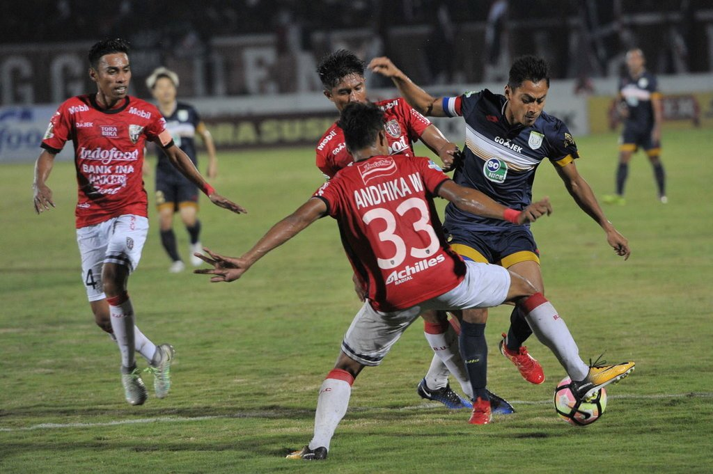 Jadwal GoJek Traveloka 15 September: Bali United vs Persija