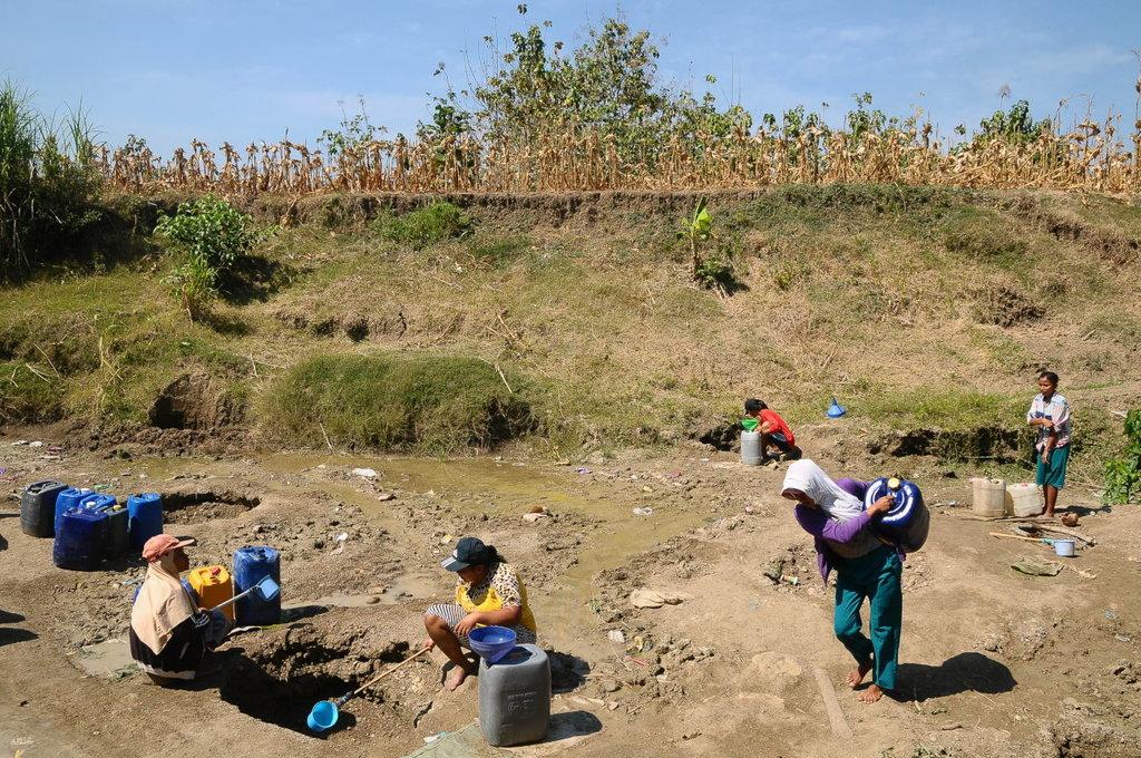 Indonesia Darurat Kekeringan dan Krisis Air Bersih