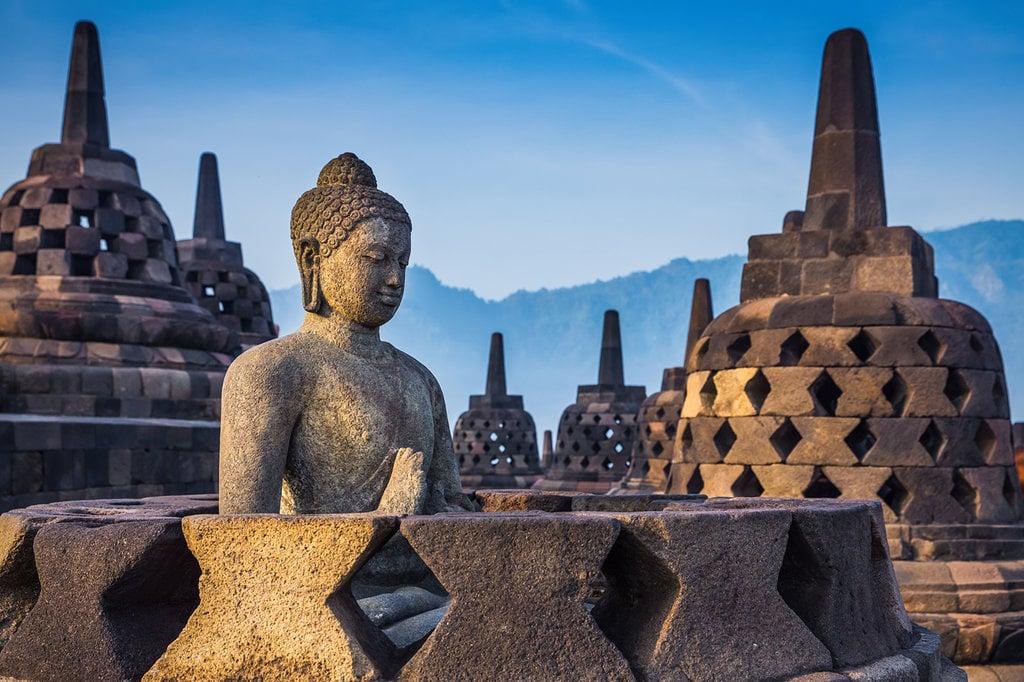 Image result for candi borobudur - Pemandangan Indah Di Yogyakarta