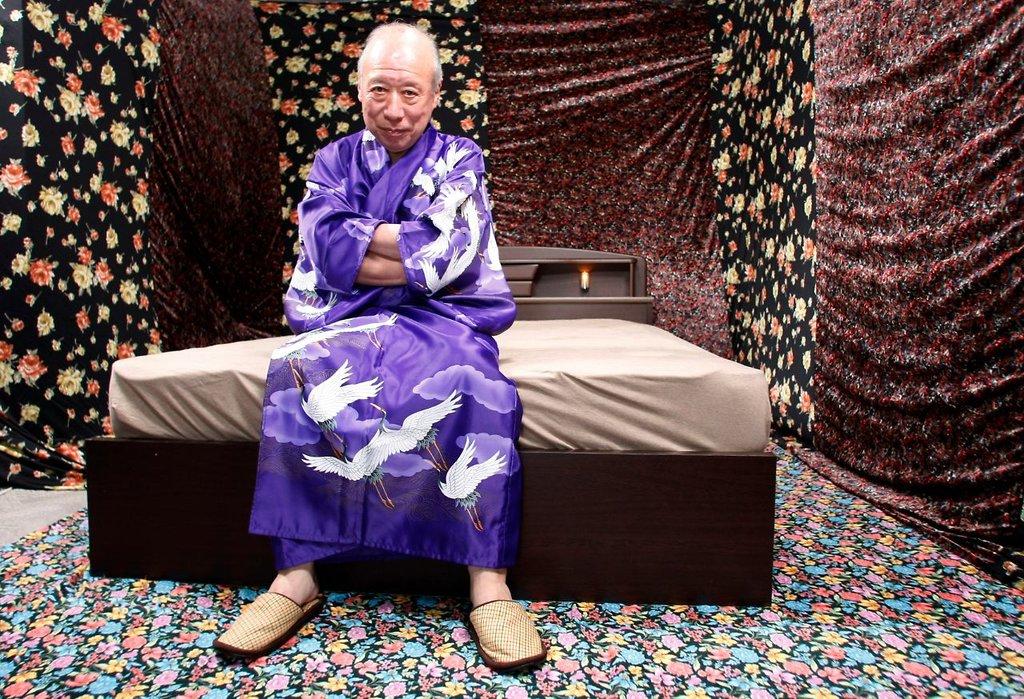 Kakek Shigeo Tokuda, Legenda Film Porno Jepang