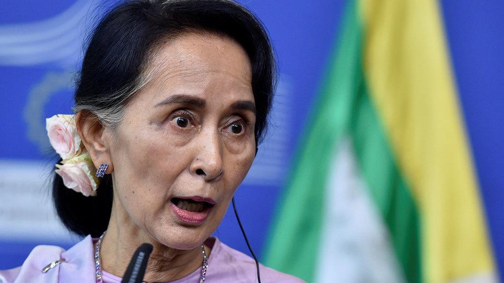 Beralasan Urusi Rohingya, Suu Kyi Tak Hadiri Sidang Umum PBB