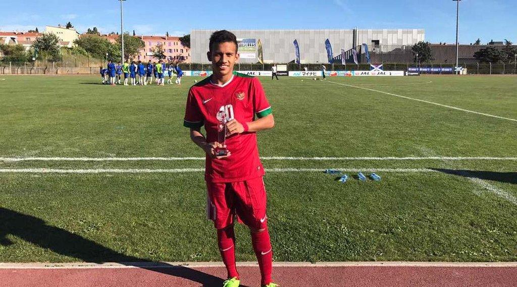 Top Skor Sementara Piala AFF U-18 sampai 13 September 2017