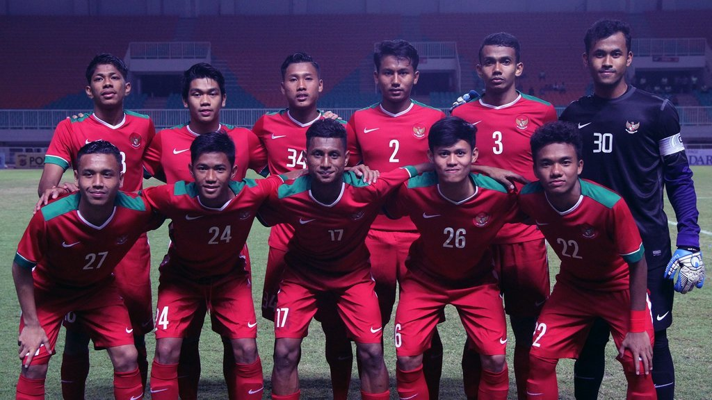 Live Streaming Global TV: Timnas U19 Indonesia vs Kamboja  Tirto.ID