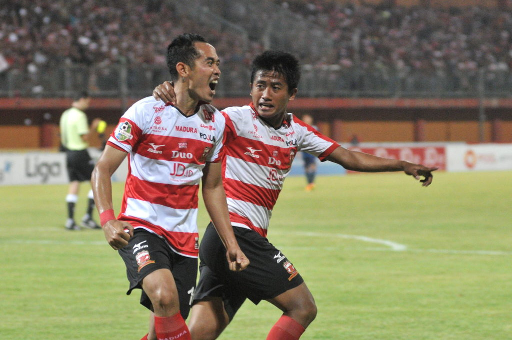Jadwal GoJek Traveloka Minggu: PS TNI vs Madura United