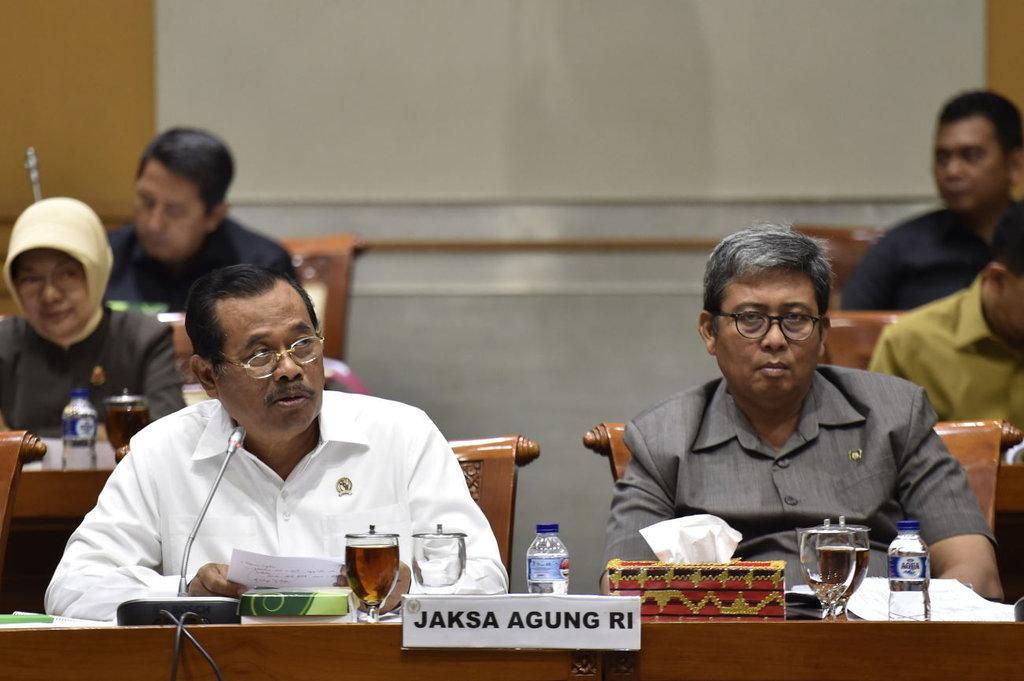 Prasetyo Lantik Jampidsus Arminsyah sebagai Wakil Jaksa Agung