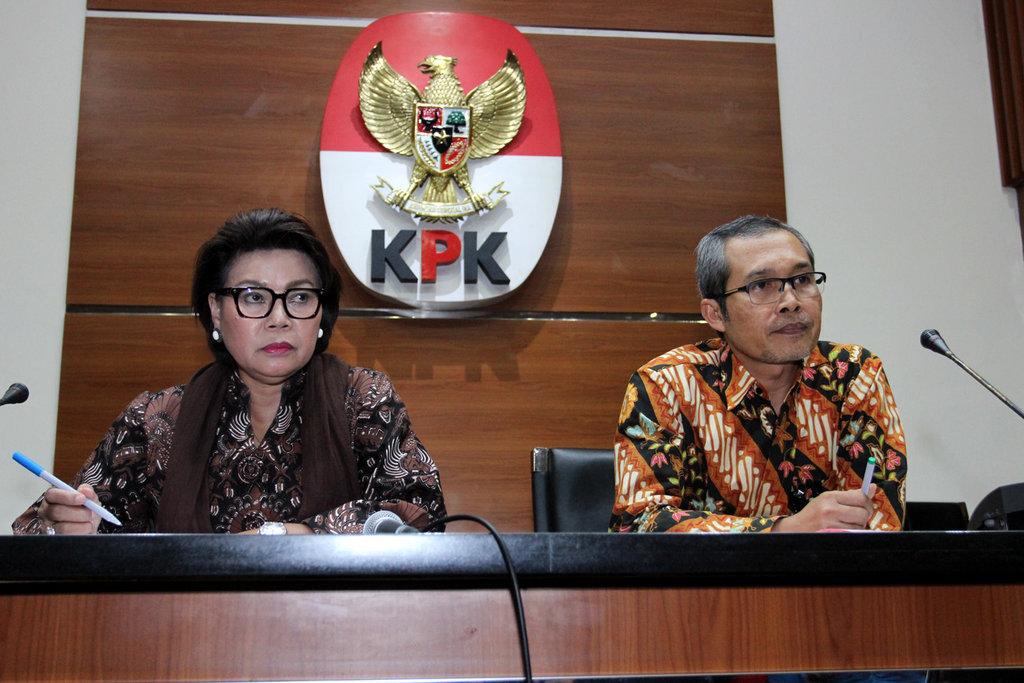 KPK Amankan 5 Orang dalam OTT Walikota Batu Eddy Rumpoko