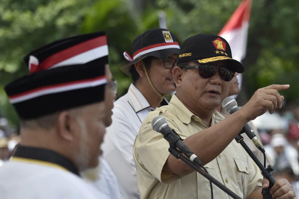 Gerindra akan Daftarkan Sebagai Peserta Pemilu 2019 Besok