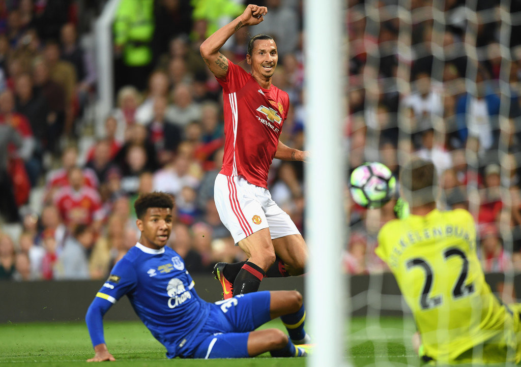 Jadwal Premier League 2017: Manchester United vs Everton