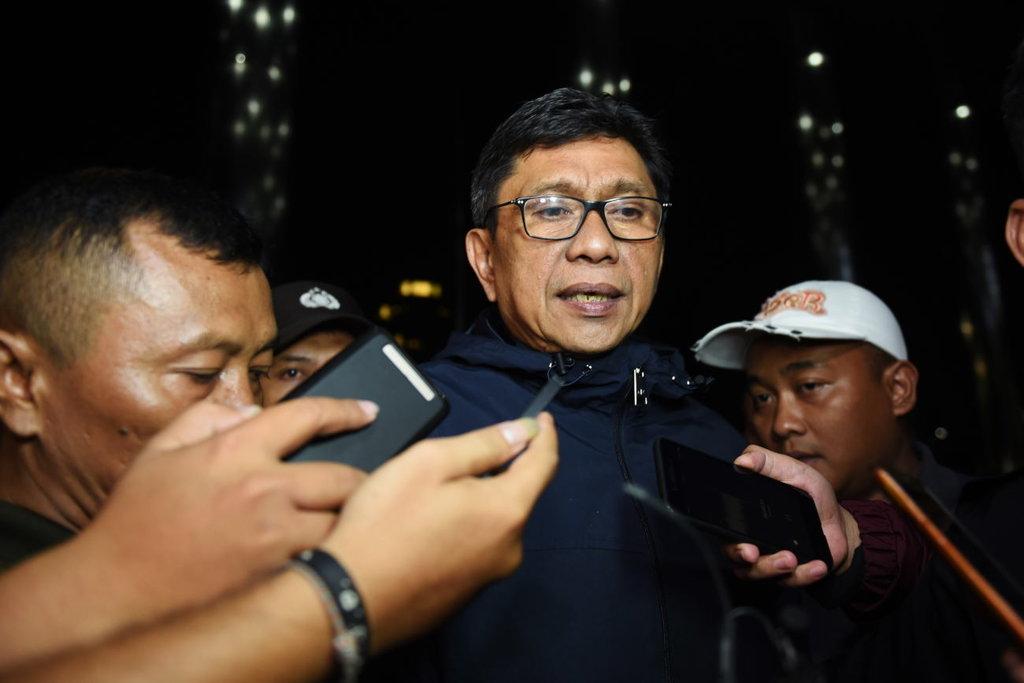 KPK Tetapkan Wali Kota Batu Eddy Rumpoko sebagai Tersangka