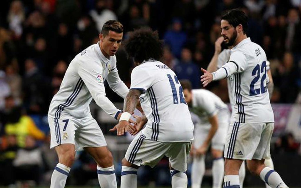 Jadwal Real Sociedad vs Real Madrid La Liga 2017