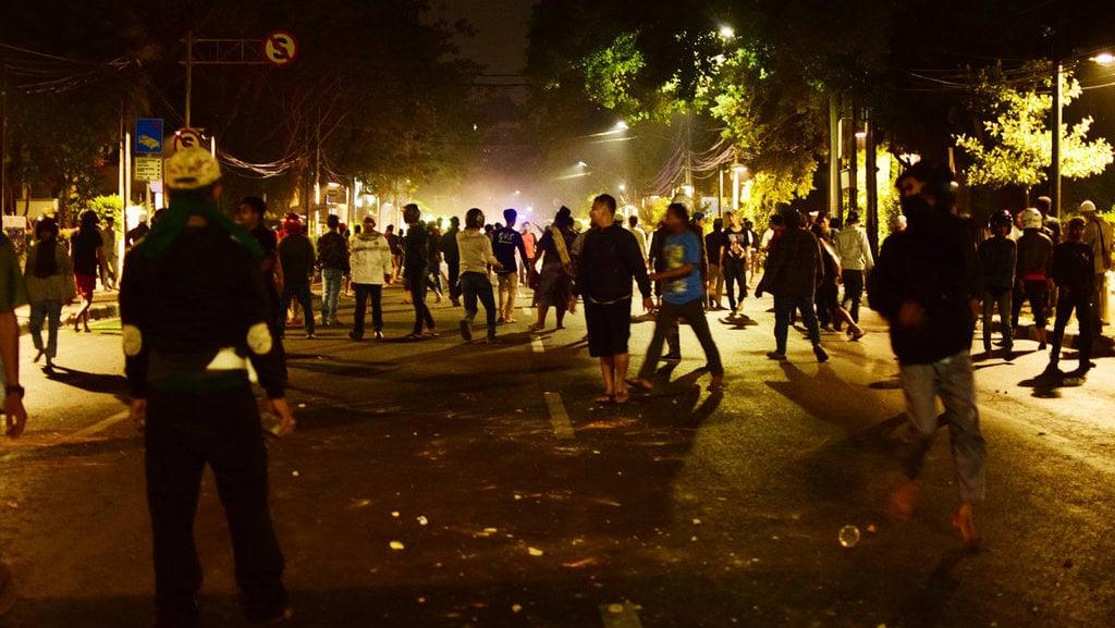 Komnas HAM Duga Ada Salah Informasi Soal Aksi Massa di YLBHI