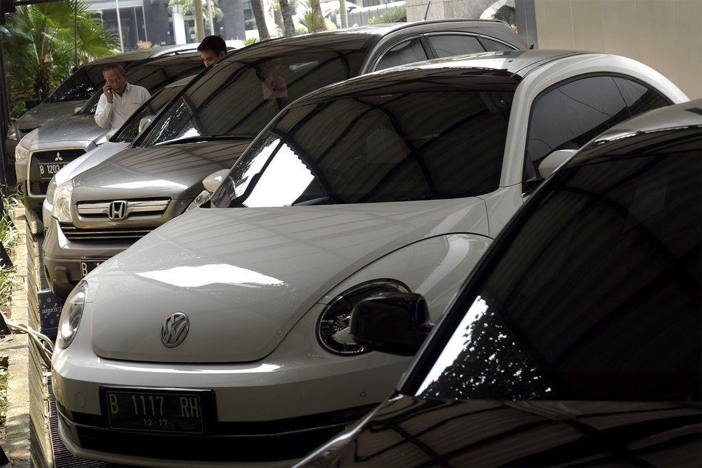 KPK Lelang Mobil Tanpa BPKB, Pansus: Sama Saja Bodong
