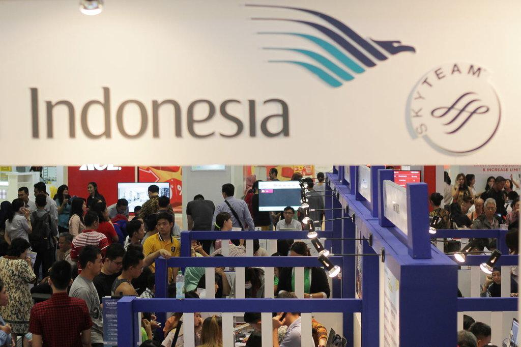 Daftar Tiket Penerbangan 3 Jutaan Di Garuda Travel Fair 2017 Tirto Id