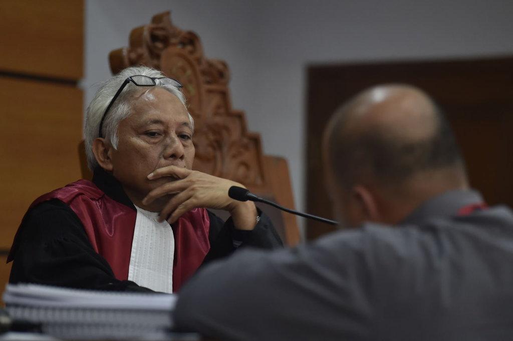 Alasan Hakim Menangkan Gugatan P Radilan Setya Novanto