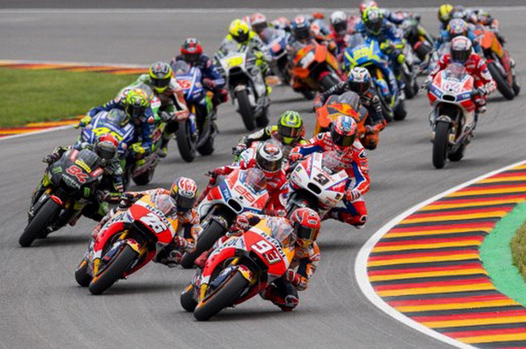 MotoGP Jepang 2017: Dovizioso Salip Marquez di Sesi Latihan