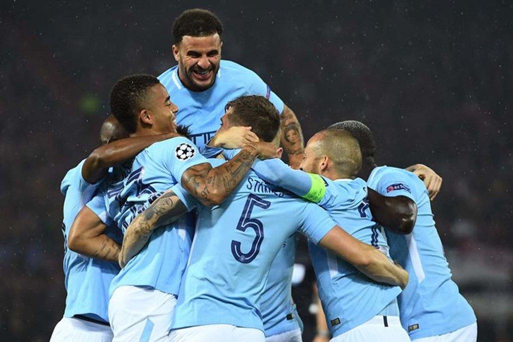 Hasil FC Basel vs Manchester City di Liga Champions Skor Akhir 0-4