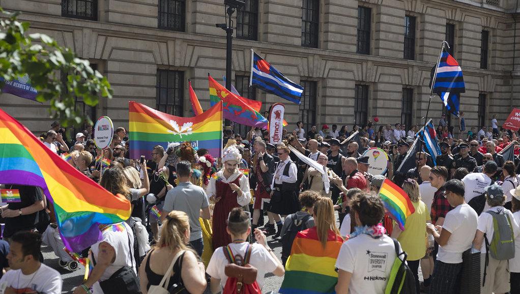 61,6 Persen Warga Australia Mendukung Pernikahan Sesama Jenis