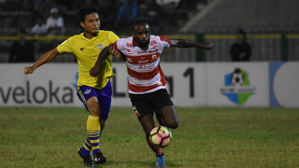 Madura United vs Borneo: Tuan Rumah Siapkan Marquee Player