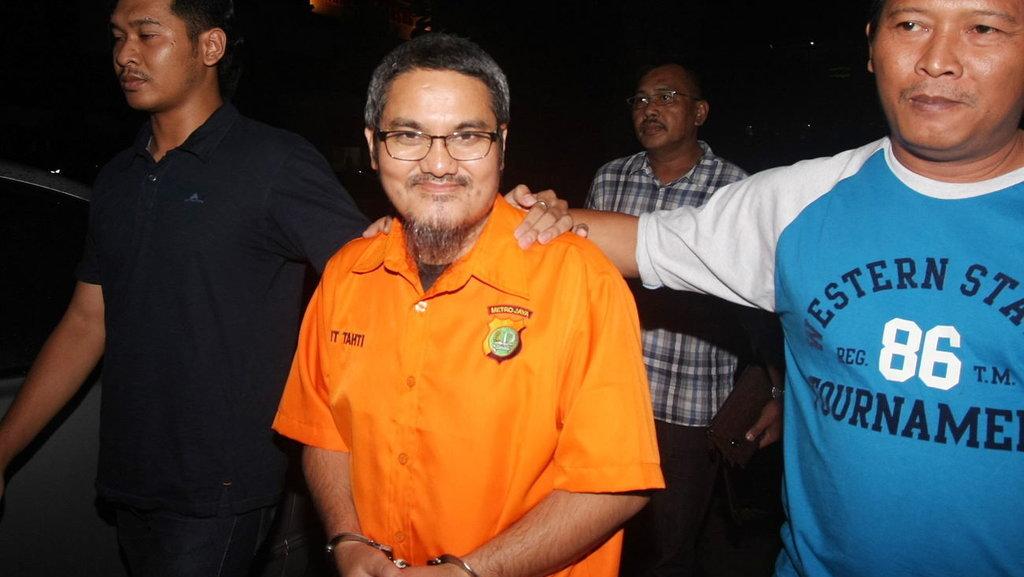 Berkas Perkara Jonru Masih Diteliti Kejati DKI Jakarta