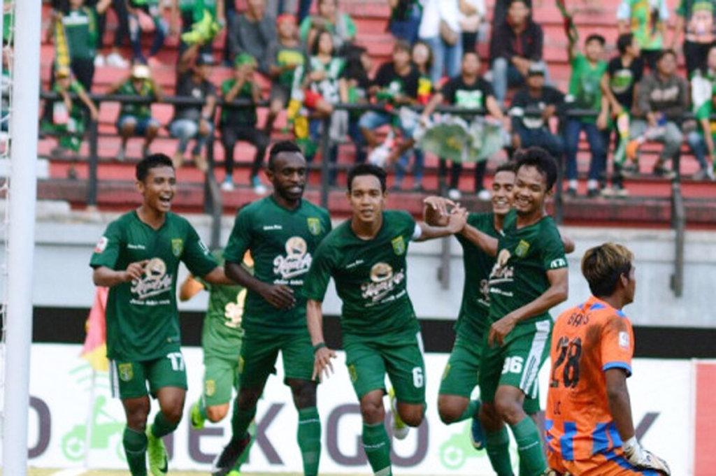 Hasil PSIS vs Persebaya Skor Babak Pertama 0-1