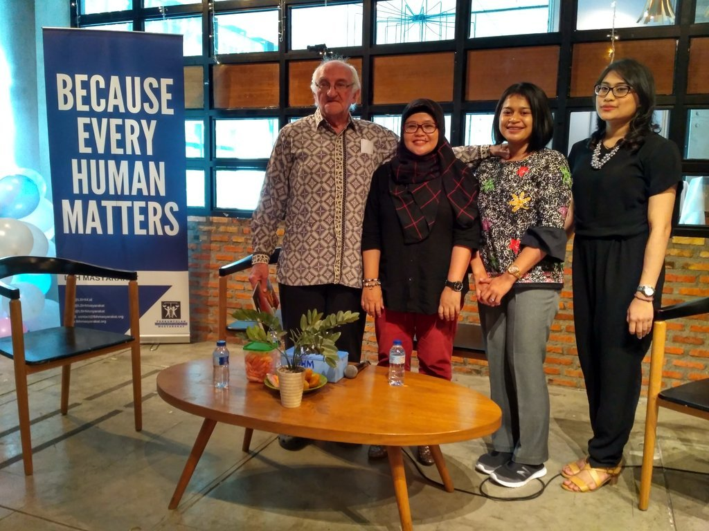 LBH Masyarakat Gelar Kampanye Anti Hukuman Mati