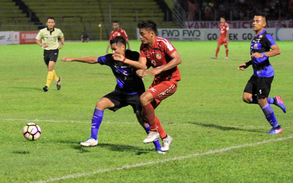 Madura Vs Borneo Facebook: Hasil Madura United Vs Borneo FC Skor 1-1: Laga Liga 1
