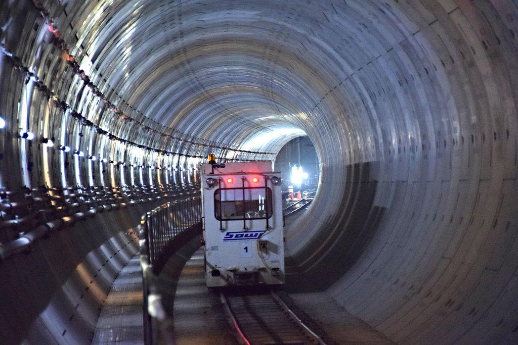 Jokowi Akui Pembangunan MRT Jakarta Terlambat 20 Tahun