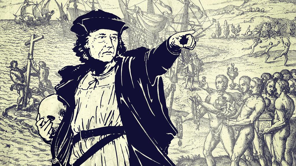 Segala yang Brutal dan Palsu dari Sosok Kolumbus