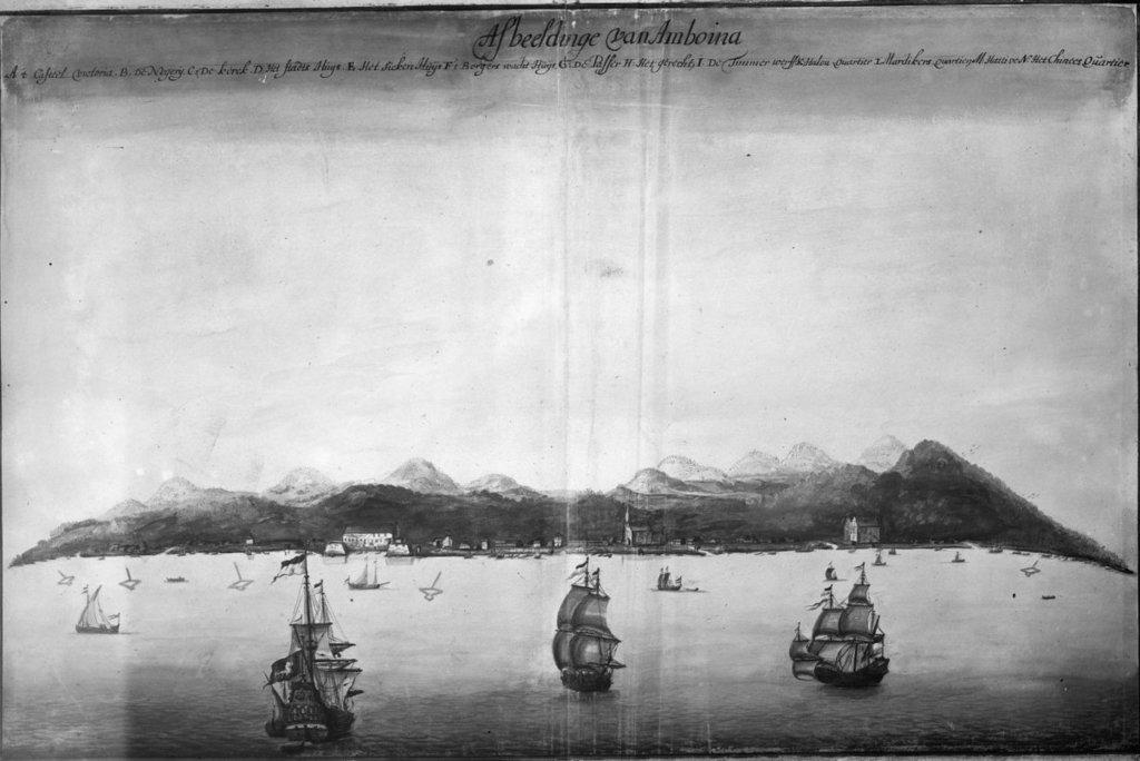 Kerajaan Tanah Hitu dan Jurang Dua Agama di Maluku