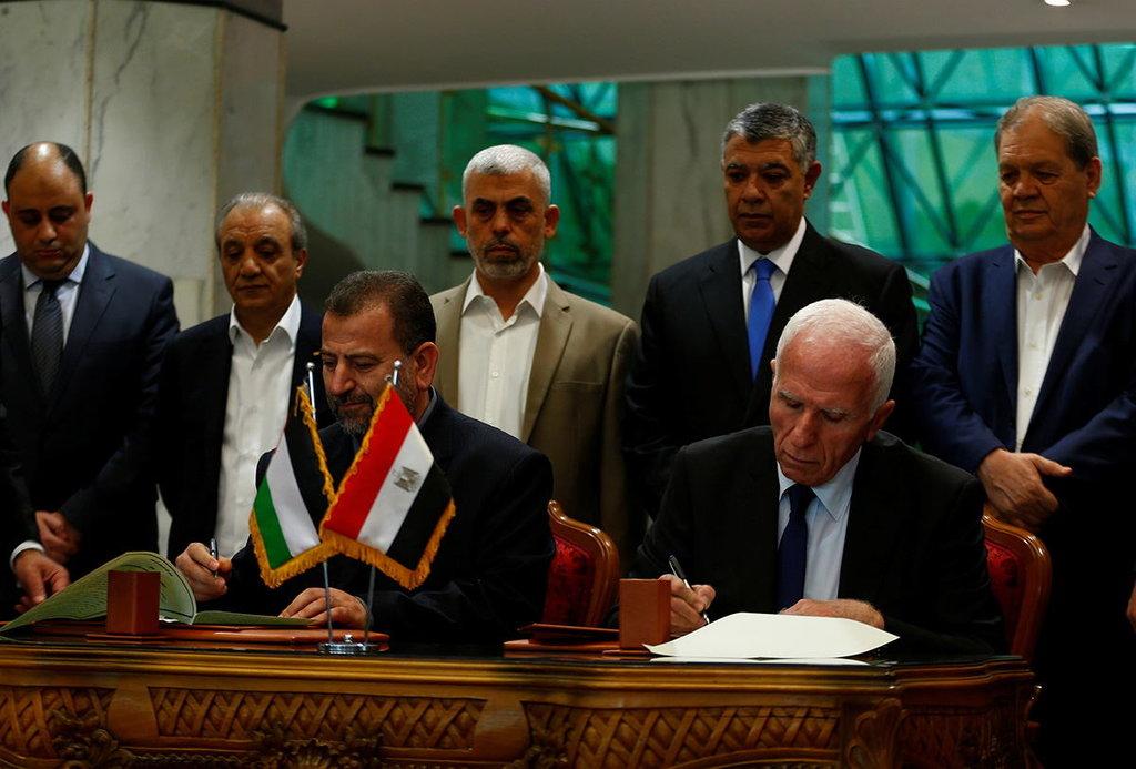 Hamas dan Fatah Capai Kesepakatan Rekonsiliasi