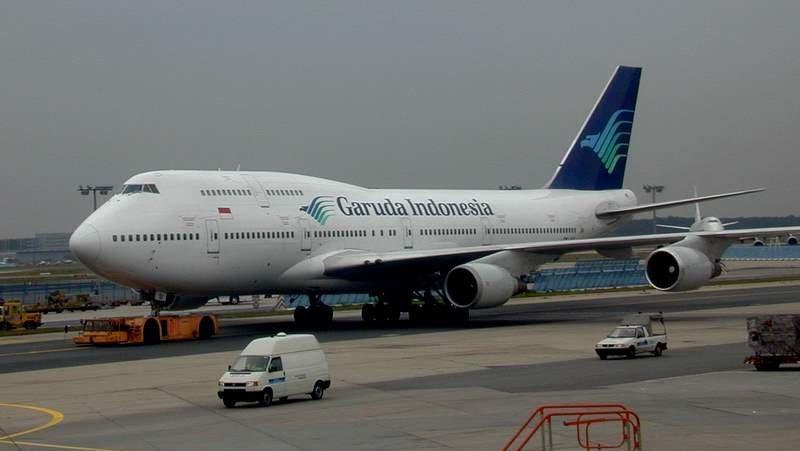 Airport Tax Naik, Harga Tiket Garuda Rute Internasional Kena Imbas