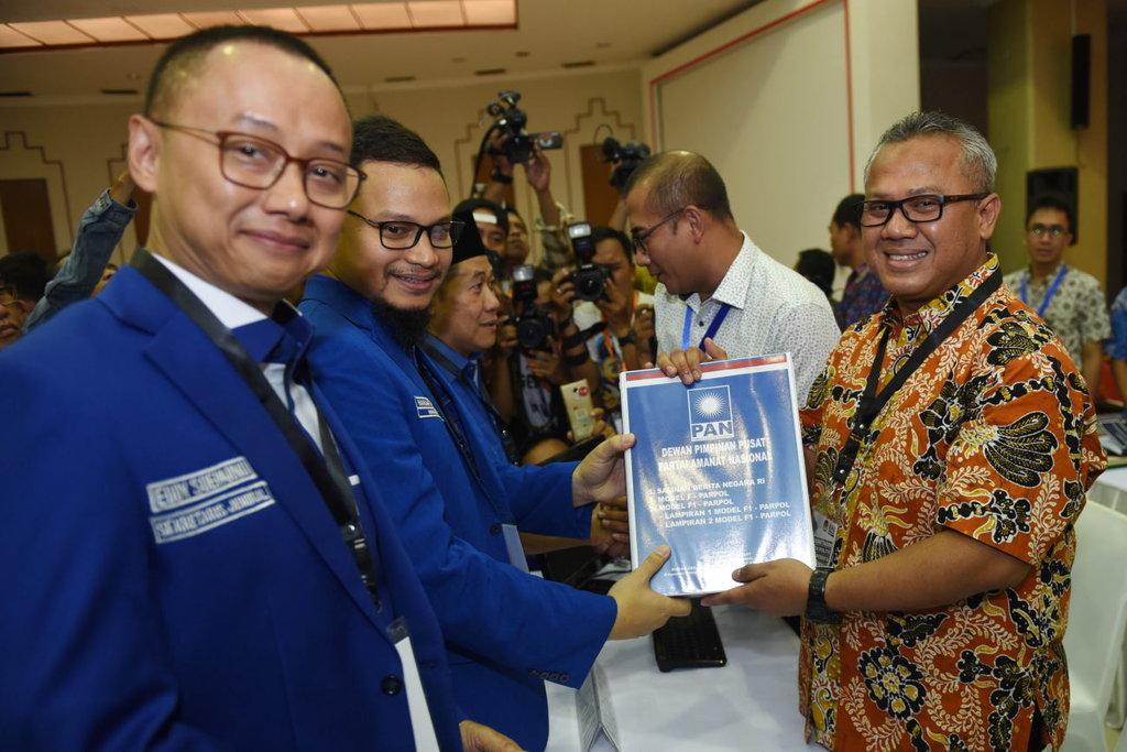 PAN Umumkan Nama Capres Bila Sudah Lolos Ikut Pemilu 2019