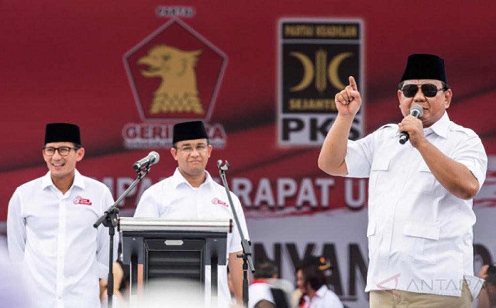 Sambo: Ingin Diusung Gerindra, Prabowo Tanya Punya Uang Berapa?