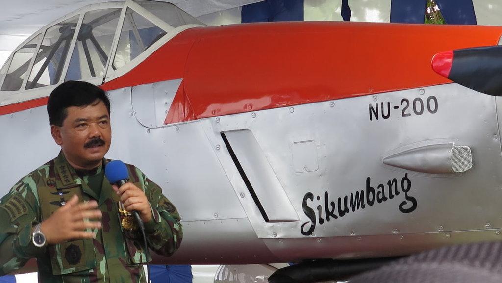 Jokowi Anggap Hadi Tjahjanto Memenuhi Syarat Jadi Panglima TNI