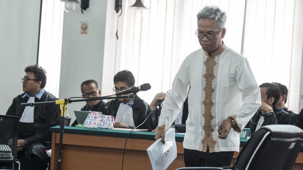 Vonis Buni Yani: Orator Klaim Panglima TNI akan Datang Usai Sidang