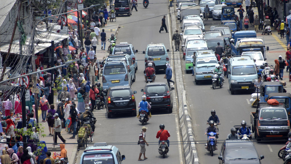 Image result for Jl Cideng Timur dan Jl KH Mas Mansyur Dilaporkan Makin Macet