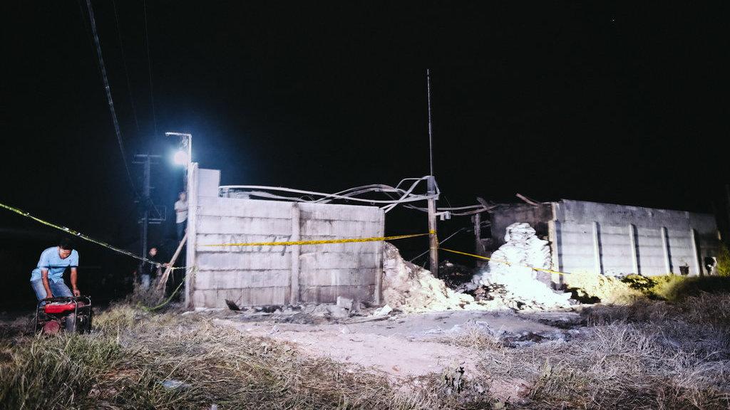 Saksi Mata Ledakan: Ledakan Dahsyat, Korban Terjebak