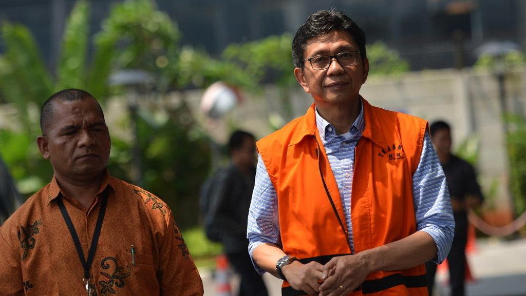 Tanggapan KPK Terkait Praperadilan Eddy Rumpoko