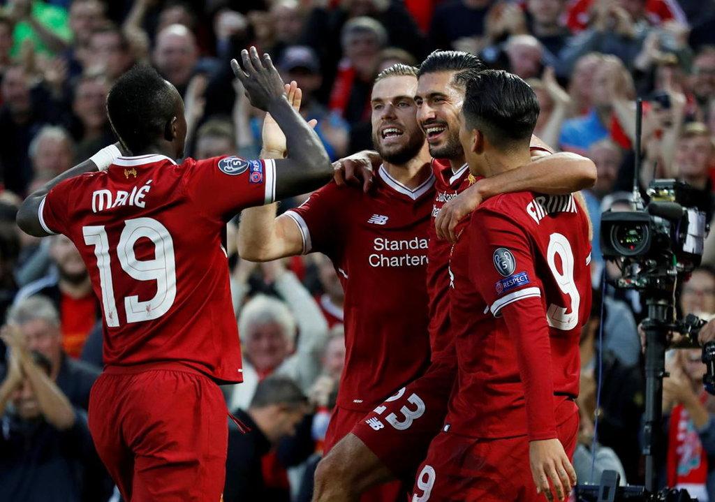 Hasil Liverpool vs Spartak Skor Akhir 7-0: The Reds Lolos 16 Besar