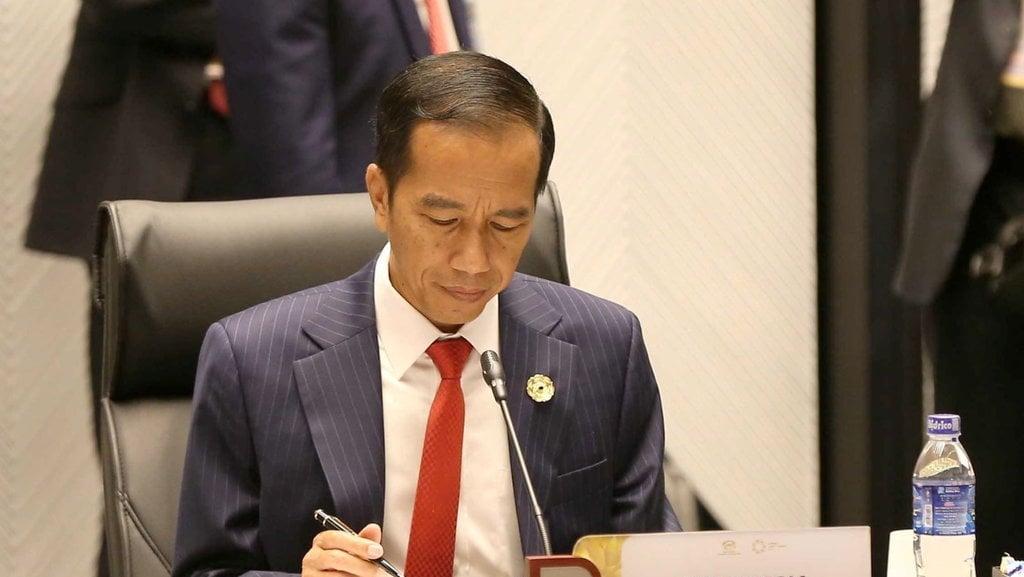 Soal Pemeriksaan KPK, Jokowi Minta Setya Novanto Patuh pada UU