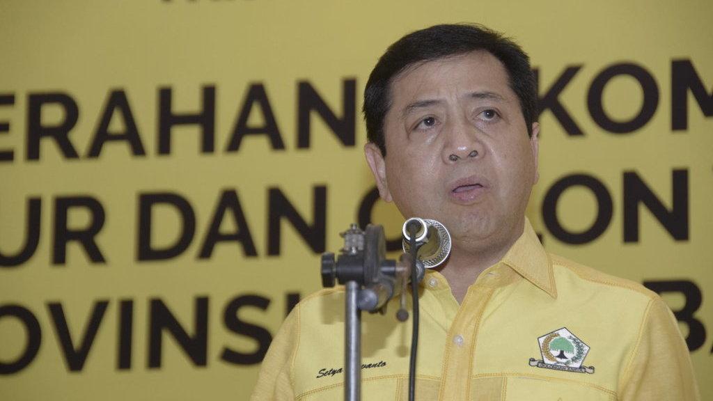 KPK Siap Hadapi Gugatan Hukum Pengacara Setya Novanto di MK