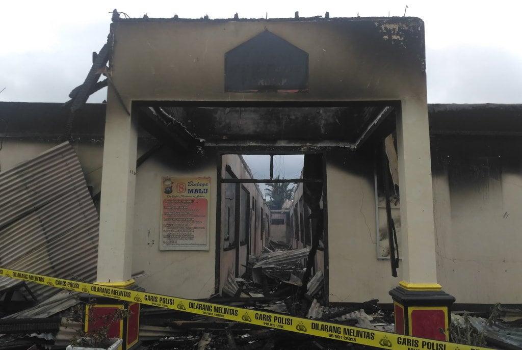 Pembakaran Polres Dharmasraya: Propam Selidiki Kelalaian Petugas