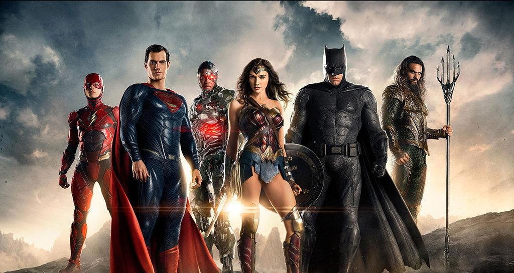 Justice League Tayang di Bioskop Hari Ini