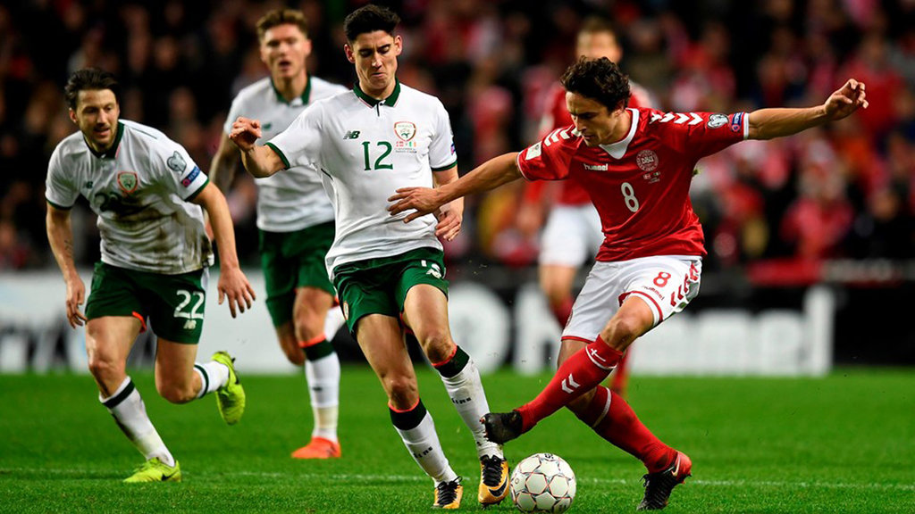 Denmark Lolos Piala Dunia 2018 Usai Bantai Republik Irlandia 1-5