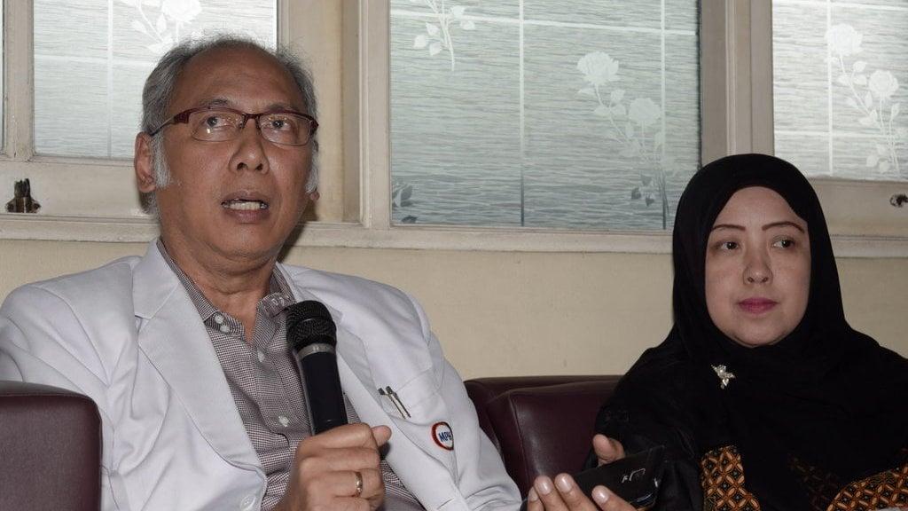 Alasan KPK Tetapkan Fredrich dan Dokter Bimanesh Sebagai Tersangka